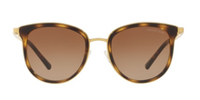 Michael Kors MK1010 Tortoise / Brown Lens Sunglasses