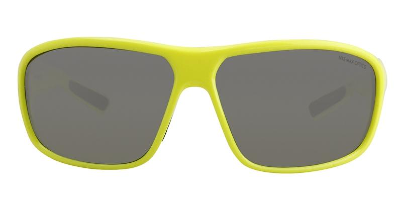 Nike Mercurial 8.0 Yellow / Gray Lens Mirror Sunglasses
