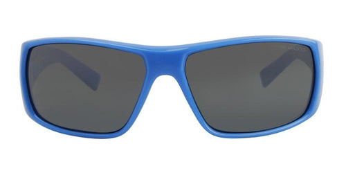 Nike Lava Blue / Gray Lens Sunglasses