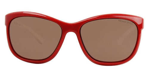 Nike Trophi Red / Brown Lens Sunglasses