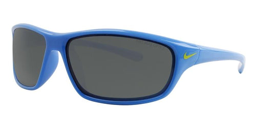 Nike Varsity Blue / Gray Lens Sunglasses