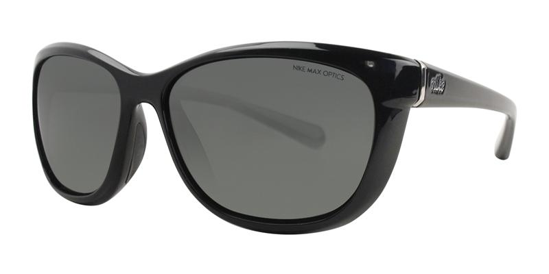 Nike Gaze 2 Black / Gray Lens Sunglasses