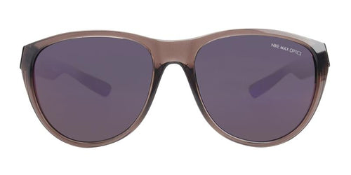Nike Compel Brown / Purple Lens Mirror Sunglasses