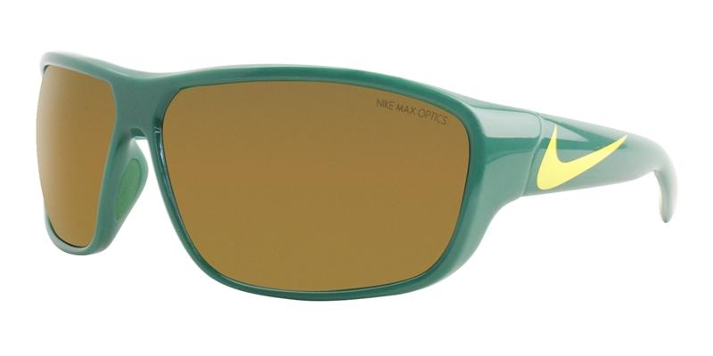 Nike Mercurial 8.0 Green / Green Lens Mirror Sunglasses