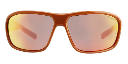 Nike Mercurial 8.0 Orange / Orange Lens Mirror Sunglasses