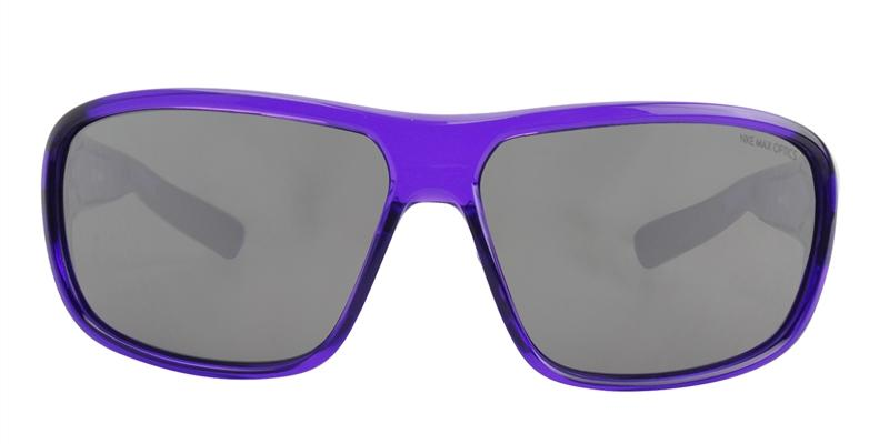Nike Mercurial 8.0 Purple / Gray Lens Mirror Sunglasses