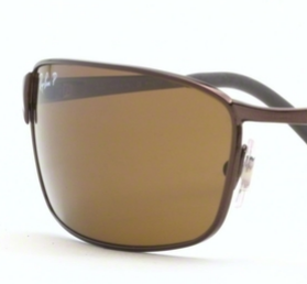 Ray-Ban RB3269 014/57 Replacement Crystal Brown Polarized Lens