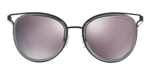 Michael Kors MK 1025 Clear / Lilac Lens Mirror Sunglasses