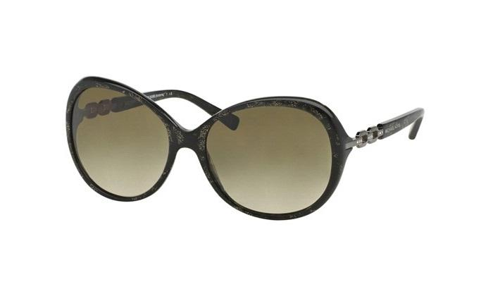 Michael Kors - Andorra Pink Butterfly Women Sunglasses - 58mm
