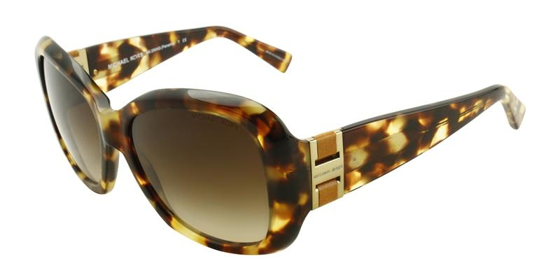 Michael Kors - Panama Tortoise Butterfly Women Sunglasses - 55mm