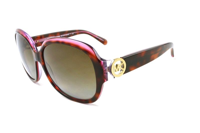 Michael Kors - Kauai Tortoise Rectangular Women Sunglasses - 59mm