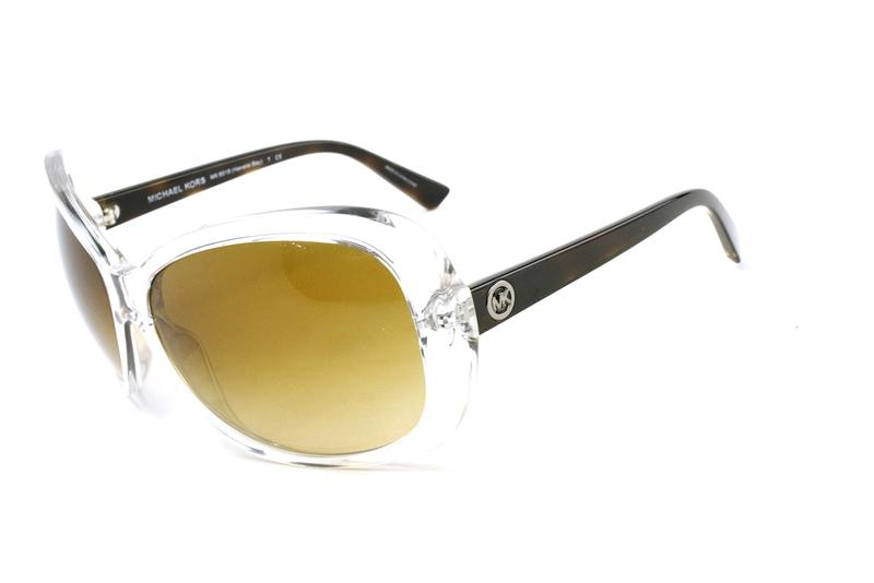 Michael Kors - Hanalei Clear Butterfly Women Sunglasses - 60mm