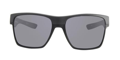 d29bdd3e3d Oakley Men s TwoFace XL Black   Gray Lens Sunglasses