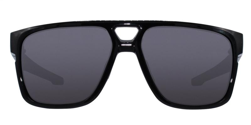 Oakley - OO9382 Black Rectangular Men Sunglasses - 60mm