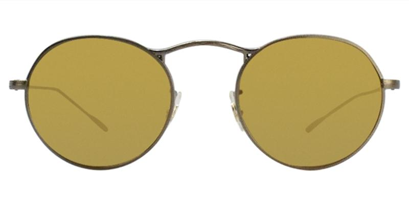 cece5aaa374c Oliver Peoples M-4 30th Gold   Gold Lens Sunglasses – shadesdaddy