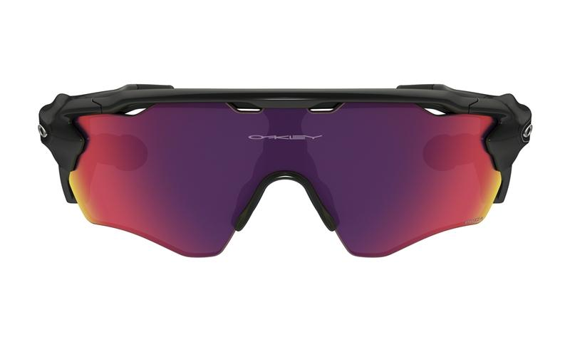Oakley - Radar Pace Black Semi-Rimless Unisex Sunglasses - mm