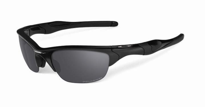 Oakley Half Jacket 2.0 XL Matte Black Iridium Polar Sunglasses OO9154-46