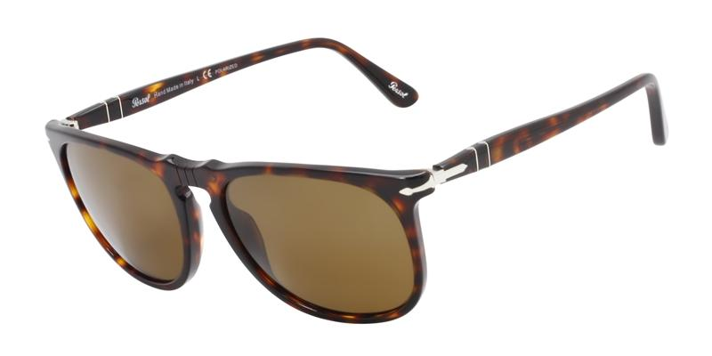 Persol Men's PO3113S Tortoise / Brown Lens Sunglasses