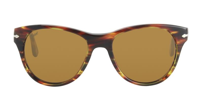 Persol - PO3134S Tortoise Oval Men Sunglasses - 51mm