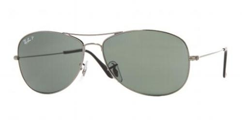 Ray Ban Cockpit Polarized Sunglasses RB 3362 004/58