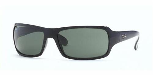 Ray Ban Highstreet Polarized Sunglasses RB 4075 601/58