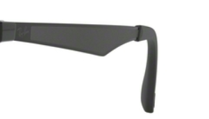 Ray-Ban RB4285 BLACK REPLACEMENT TEMPLES