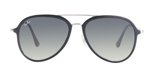 Ray-Ban RB4298 Black / Green Lens