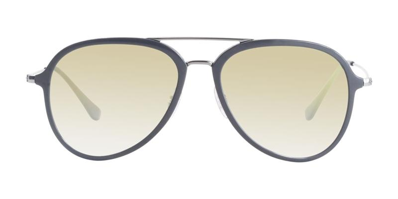 b26372fdcdf Ray Ban RB4298 Gray   Yellow Lens Sunglasses – shadesdaddy