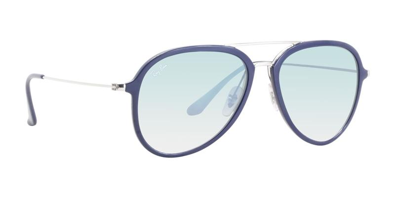 d496d3816eb Ray Ban RB4298 Blue   Blue Lens Sunglasses – shadesdaddy