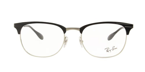 Ray-Ban Unisex RX6346 Black / Clear Lens
