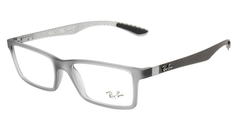 Ray-Ban Unisex RX8901 Gray / Clear Lens