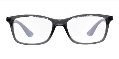 Ray-Ban RX7047 Gray / Clear Lens
