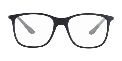 Ray Ban RX7143 Black / Clear Lens Eyeglasses