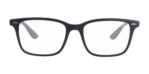 Ray-Ban RX7144 Black / Clear Lens