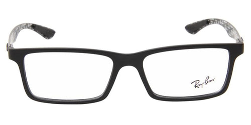 Ray-Ban Men's RX8901 Black / Clear Lens