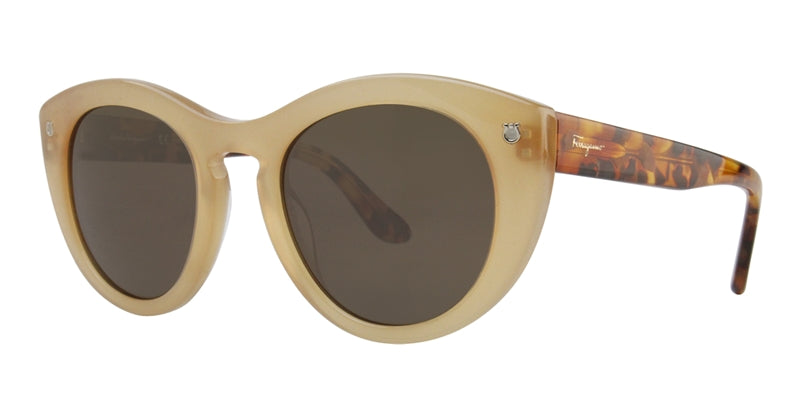 Salvatore Ferragamo SF773S Brown / Brown Lens Sunglasses