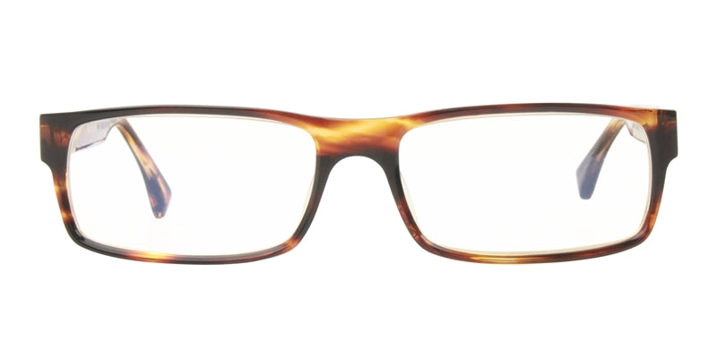 Tag Heuer - TH0501 Tortoise/Clear Lens Eyeglasses