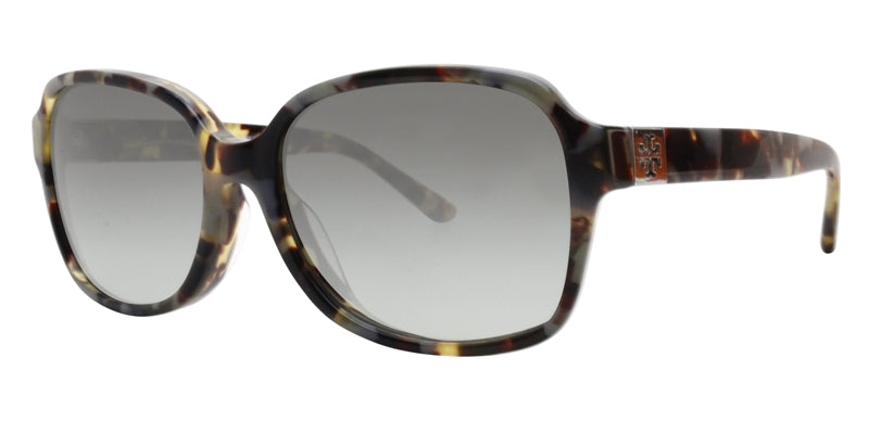 Tory Burch TY7098A Tortoise / Gray Lens Sunglasses