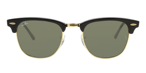 Ray Ban Black Clubmaster Sunglasses RB 3016 W0365