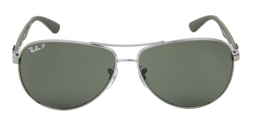 Ray Ban Gunmetal Sunglasses RB 8313 004/N5