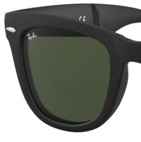 Ray-Ban RB4105 GREEN REPLACEMENT LENSES 50MM