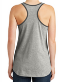 Knights Baseball Ladies New Era Tank Top Racerback with Tail Design