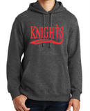 Knights Baseball Fan-Favorite Hoodie with Tail Design