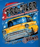 Pro-Filer Jeff Lutz The 57 - Royal Blue