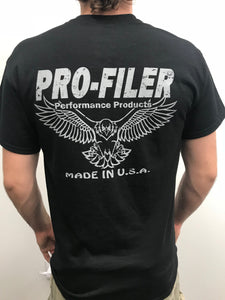 Pro-Filer Made In The USA Eagle - Black