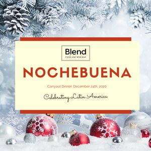 Nochebuena December 24th Carryout Dinner