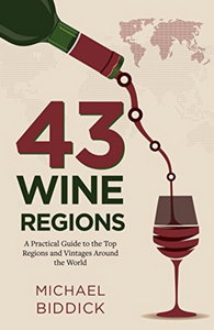 "Signed ""43 Wine Regions"" Book"