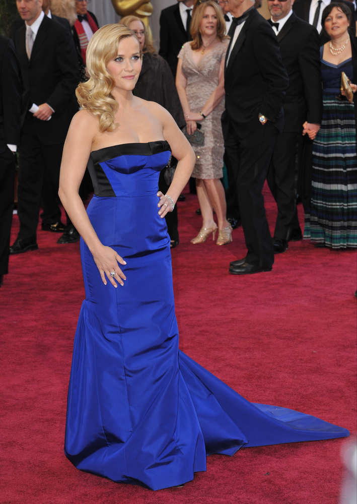 Reese Witherspoon at the 85th Academy Awards