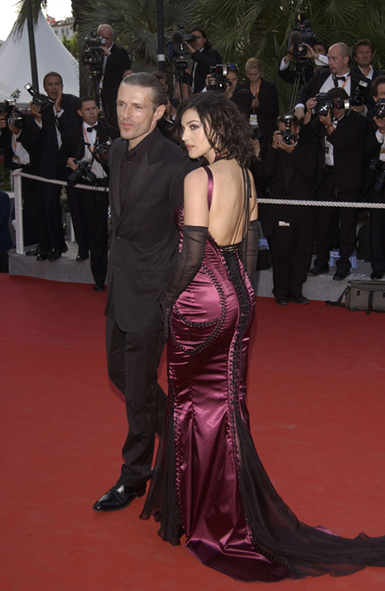 Monica Bellucci and Lambert Wilson