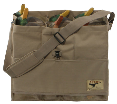 Avery 6-Slot Duck Decoy Bag